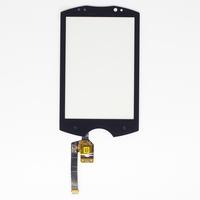 Сенсорное стекло (тачскрин) оригинал China Sony WT19i черный