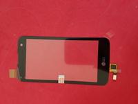 Тачскрин сенсор для LG K120E K4 LTE черный оригинал