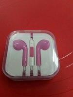 Гарнитура для iPhone/iPod и совместимые (розовая)