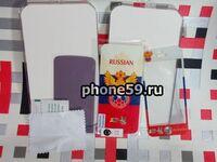 Защитные пленки для IPHONE 5-5s - Бразилия 2014