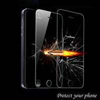 Защитное стекло CaseGuru для Apple iPhone 5,5S 0,2 мм (ОЕМ)