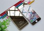Защитное стекло CaseGuru зеркальное Front & Back для Apple iPhone 6,6S Rose Gold 0,33мм Logo OEM