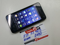 FLY FS403 BLACK 2сим