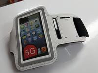 Спортивный держатель наручный iPhone 5 Белый