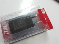 Сетевое зарядное устройство 2 USB 2.1А Черный PROVOLTZ