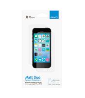 Комплект защитных пленок Deppa Apple iPhone 4/ 4S, матовые
