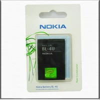 АКБ АЗИЯ Nokia BL-4U (8800 ARTE) Li500 (блистер)