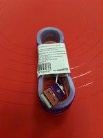 "USB кабель ""LP"" Micro USB оплетка и метал. разъемы в катушке 1,5 метра"