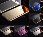 Защитное стекло CaseGuru зеркальное Front & Back для Apple iPhone 6, 6S Plus Silver 0,33мм A OEM