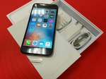 APPLE iPhone 6 16 SpaceGray (без TouchID)