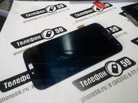 LCD  дисплей в сборе с тачскрином БУ samsung S4 i9500