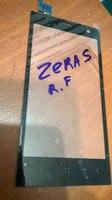 Сенсорное стекло (Тачскрин) Highscreen Zera S R.F. черный
