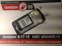 LCD в сборе с тачскрином от BML J9500