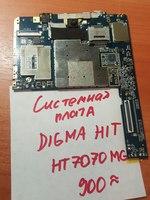 Системная плата DIGMA HIT 7070MG