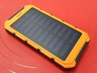 Внешний аккумулятор Solar Charger