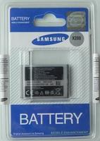 Аккумулятор (АКБ) Samsung X200/ E250 копия CC, блистер
