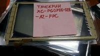 Тачскрин для планшета XC-PG0700-028-A2-FPC