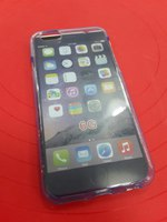 Чехол-накладка для Apple iPhone 6 (4.7) силикон прозрачный