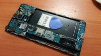Системная плата NOTE 4 N910C 32GB