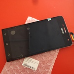 Дисплей в сборе с тачскрином ASUS Zenfone 5 Lite (A502CG)
