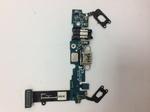 Шлейф с разъемом USB на Samsung A510