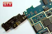 Системная плата LG P970