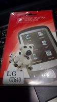 Защитная пленка для LG Optimus GT540 прозрачная Либерти