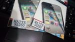 Защитная пленка для Samsung Wave S5250 матовая Liberty Project