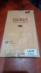 """Защитное стекло для Apple iPhone 6 4,7"""" 0.33 с черной окантовкой"""