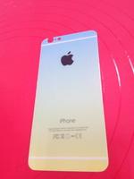 Наклейка на заднюю панель iPhone 6