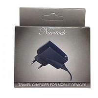 Сетевое зарядное устройство mini USB (Nаvitoch)