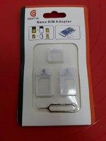 Адаптер Nano/Micro Sim со скрепкой