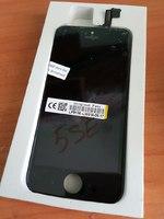 Дисплей (LCD) iPhone 5se, новый качество AAA