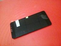 Дисплей для Alcatel 6040/6040D/6040X IDOL X в сборе с тачскрином, черный
