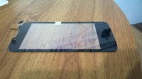 Сенсорное стекло (Тачскрин) Fly Era nano 7 IQ4407 черный