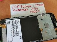 LCD в сборе с тачскрином для Micromax A94