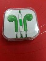 Гарнитура для iPhone/iPod и совместимые (зеленая)
