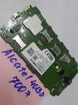 Системная плата Alcatel One Touch 4013D