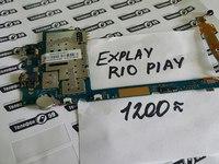 Системная плата Explay Rio Play