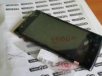 Дисплей Fly FS501 в сборе с тачскрином