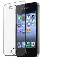 Защитное стекло CaseGuru Хамелеон для Apple iPhone 4,4S 0,33мм (OEM)