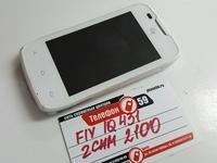 Fly IQ431 dual sim white