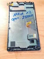 Тачскрин (сенсорное стекло) в сборе с дисплеем Nokia X2 оригинал