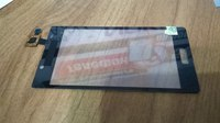 Сенсорное стекло (Тачскрин) LG P705/P700 Optimus L7 черный