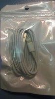 USB кабель Iphone Apple 5/5S/5C/iPad mini/4/Air 8 pin (европакет)