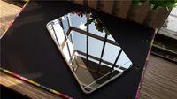 Защитное стекло CaseGuru зеркальное Front & Back для Apple iPhone 6, 6S Gray 0,33мм Logo OEM